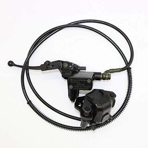 Atv Brake Master Cylinder Left Lever Assembly Fit 50 70 90 110 125 150cc: