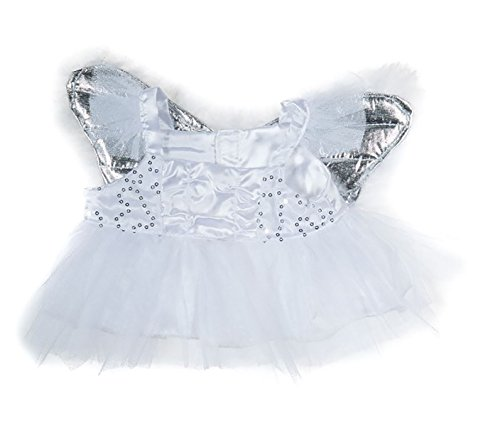 Angel Costume Teddy Bear Clothes Outfit Fits Most