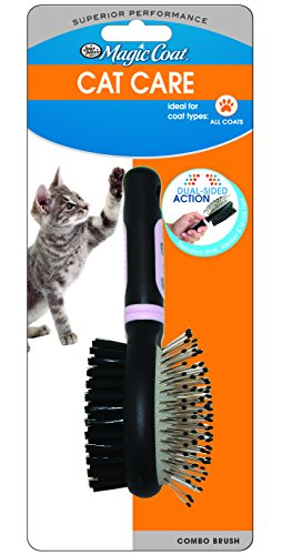 Four Paws Magic Coat Cat Combo Brush (Four Paws Leads)