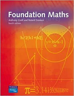 mathematics for engineers croft davison pdf