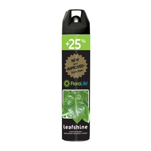 Floralife Leafshine 750ml Scent Free Clear Spray for Plants and Flowers