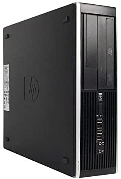 HP 8300 Elite Small Form Factor Desktop Computer (Intel Quad Core i5 Turbo up to 3.6GHz Processor, 8GB DDR3 RAM, 2TB HDD, USB 3.0, DVD, VGA, ...