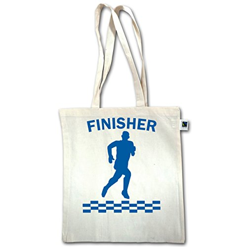 Running - Finisher - Unisize - Natural - Xt600 - Manico Lungo In Juta Bag