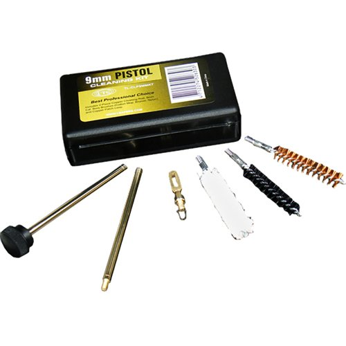 UTG 9MM Pistol Cleaning Kit (Best Cleaning Rod)