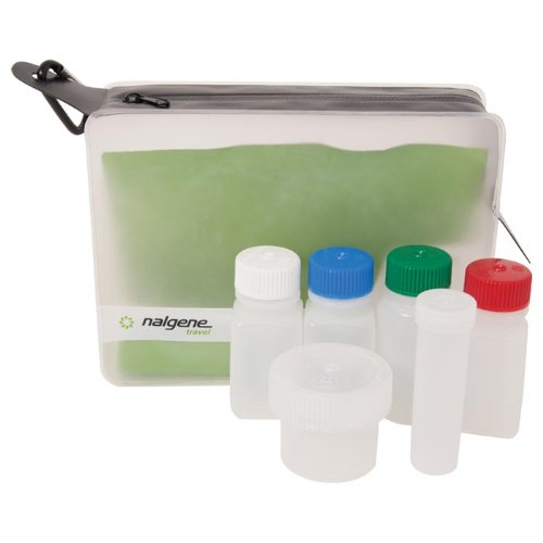 Nalgene Travel Kit, Small, Clear ()