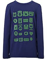 Richie House Little Boys' Long sleeve T-shirt RH1957