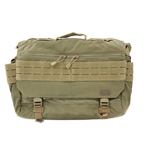5.11 Rush Delivery Lima Tactical Messenger Bag, Medium, Style 56177, Sandstone