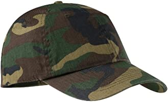 Port Authority Camouflage Cap - Military Camo C851 OS