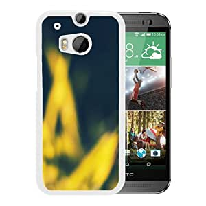 Green Herbs (2) Durable High Quality HTC ONE M8 Phone Case