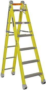 Louisville Ladder FXC1206 6' Fiberglass Ladder