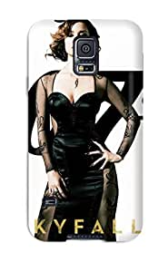 Hot WrJVvxX6406NNMcw Berenice Marlohe Skyfall Movie Tpu Case Cover Compatible With Galaxy S5