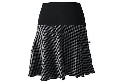 Para Dunkle Falda Design Trapecio Mujer wtUnRS6q8X