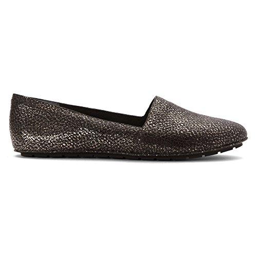 Kenneth Cole New York Women Jayden Flats Shoes Gunmetal