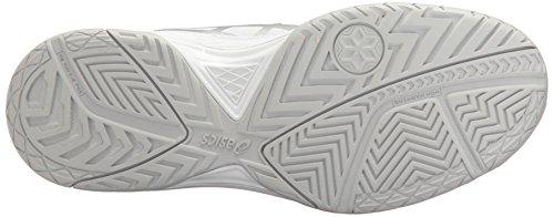 Femme Dedicate® 5 Chaussures Asics Gel Pour Silver White wECXpqtxp