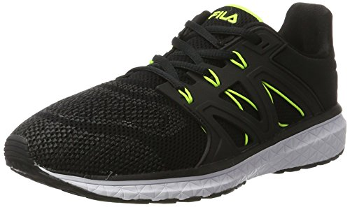 Fila Men Base Topic Low - Zapatillas de casa Hombre Schwarz (Black)