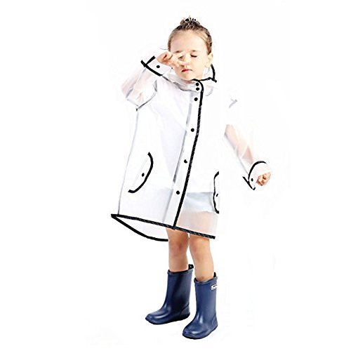 best kids' raincoats