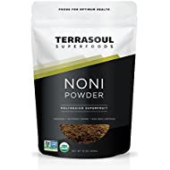 Terrasoul Superfoods Organic Noni Fruit Powder, 16 Ounces