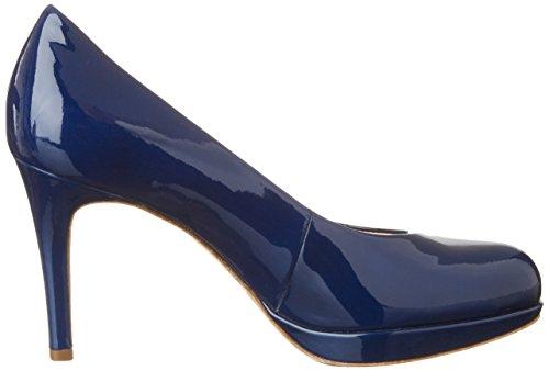 Högl Damen 3-10 8005 3200 Pumps Blau (Blue3200)