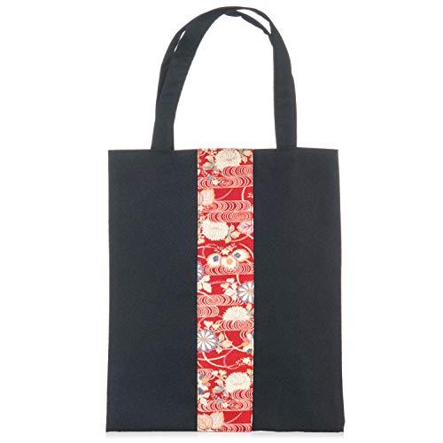 al talla única Negro hombro Bolso Negro mujer de Japanese Sintético Shop The para x7OqwPfw