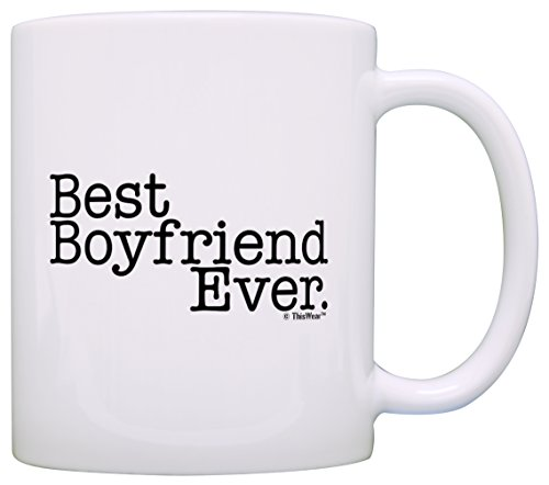 Anniversary Boyfriend Couples Coffee White