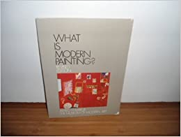 Book What Is Modern Painting by Alfred Hamilton Barr (1988-06-03)