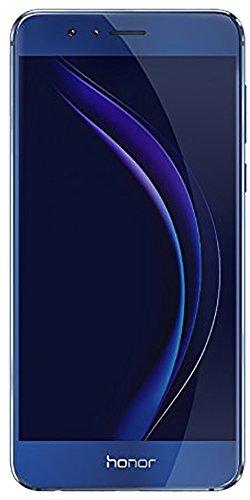 Huawei Honor 8 FRD-L02 Unlocked Smartphone 4GB RAM + 32 GB Memory Dual Camera International Stock (Sapphire Blue)