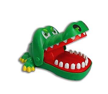 403759016 Large Fun Toys Crocodile Dentist Bite Finger Game Funny Novetly Crocodile  Toy for Kids Gift