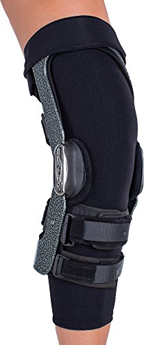 - DonJoy Knee Brace Undersleeve, Closed Patella, Large