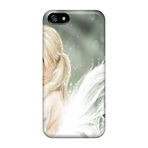 Iphone 5/5s Case Cover Angel Case - Eco-friendly Packaging