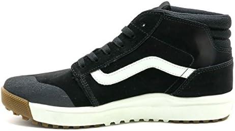 9686a37cac Chaussures Mn Quest Mte Black White h17 - Vans. Chargement des images en  cours... Retour. Appuyez ...