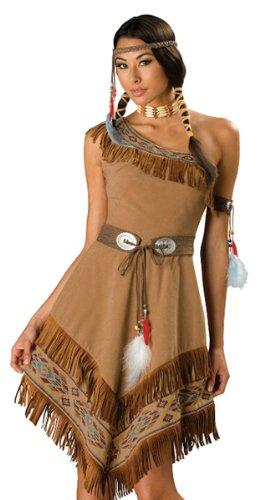 InCharacter Costumes Women's Indian Maiden Costume
