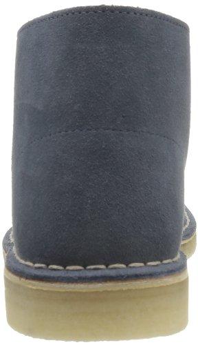 Clarks Desert Boot 00111442, Stivali uomo Blu (Blau (Denim))