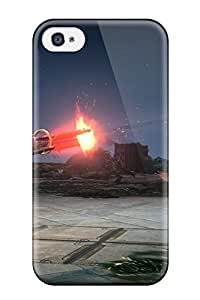 New Premium JohnAHerrera Skyforge Skin Case Cover Excellent Fitted For Iphone 4/4s