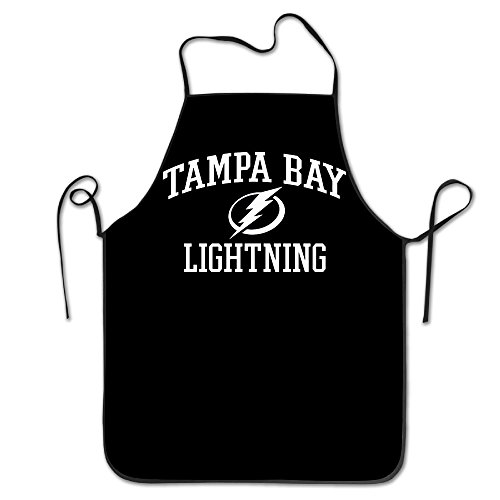 Tampa Bay Lightning Heart & Soul Logo Design Cool Kitchen Apron
