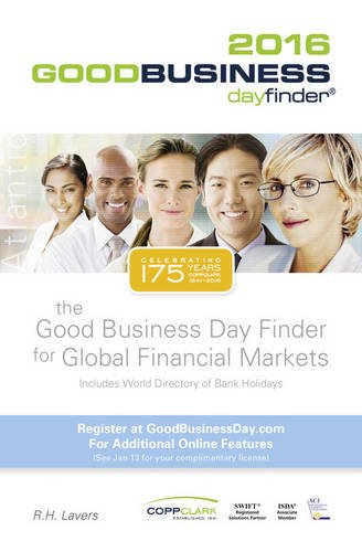Goodbusiness Day Finder 2016 Atlantic