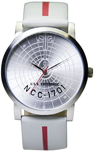 Official Star Trek Enterprise Design Adult Wristwatch - Analogue