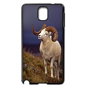 DIY Sheep Case for SamSung Galaxy note3 n9000, Custom Sheep Note3 Phone Case, Sheep n9000 Case Cover WANGJING JINDA