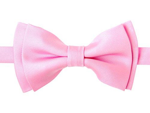 toddler bow ties pink - 8