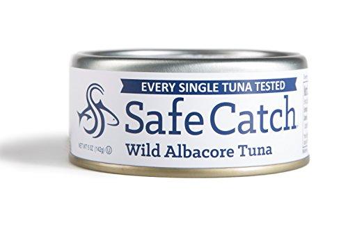 Price comparison product image Safe Catch Wild Albacore Tuna - 6 pack (5oz can) - Original