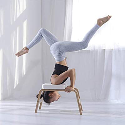 Junphsion Taburete Multifuncional Yoga Headstand Bench ...