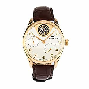 IWC Portuguese Tourbillon Mystere Limited swiss-automatic mens Watch IW504202 (Certified Pre-owned)