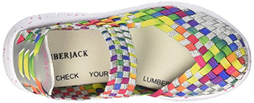 Lumberjack Mosh, Mary Jane Para Niñas Multicolor