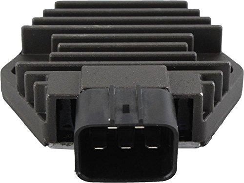 DB Electrical AHA6015 New Regulator Rectifier For Honda Rancher 2000-2006, Fourtrax 1995-2003, Sportrax 2004-2009, Shadow 2004-2009, Transalp 2001-2006 31600-HM7-003 31600-HM7-830 31600-HN0-671 10-142