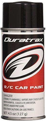 Duratrax Polycarbonate Radio Control Vehicle Body Spray P...