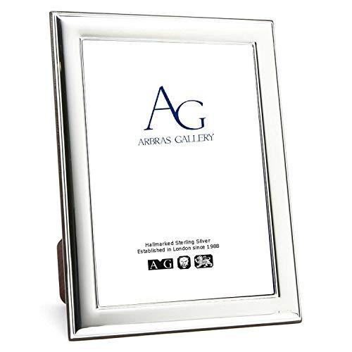 Arbras Gallery Silver Photo Frame 8