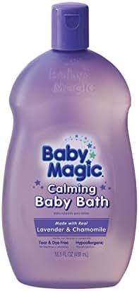 Baby Shampoo: Baby Magic Calming