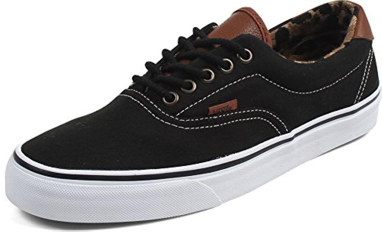 Vans Unisex Adults' Era 59 Low-Top Sneakers, Beige (Desert Cowboy Khaki), 3 UK