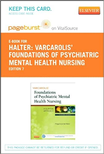 Varcarolis foundations of psychiatric mental health nursing varcarolis foundations of psychiatric mental health nursing elsevier ebook on vitalsource retail access card a clinical approach 7e 7th edition fandeluxe Image collections