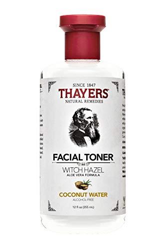 Thayers, Toner Witch Hazel Coconut Water Aloe Vera Alcohol Free, 12 Fl Oz