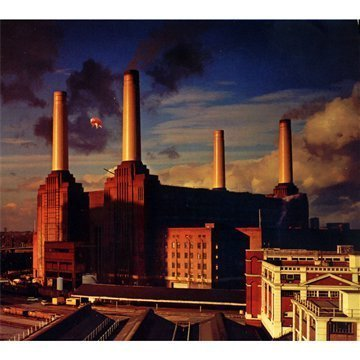 Animals Album - Animals Original recording remastered Edition by Pink Floyd (2011) Audio CD